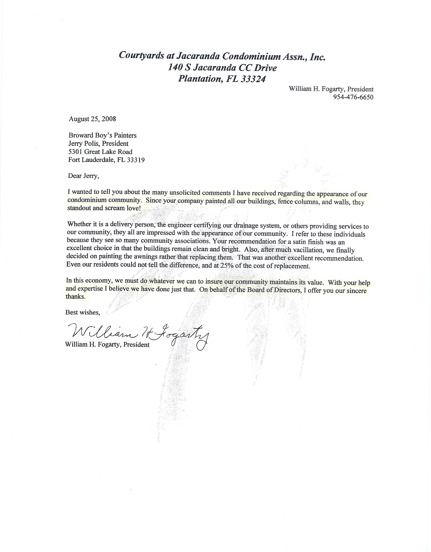 Broward Painters, Broward Painting, Commercial Painting ... on government letter template, therapeutic letter template, investment letter template, corporate letter template, certified letter template, medical letter template, short sale letter template, contractor letter template, move in letter template, service letter template, urban letter template, contract letter template, professional letter template, office letter template, bid request letter template, workplace letter template, plumbing repair letter template, rental letter template, relocation letter template, day care letter template,